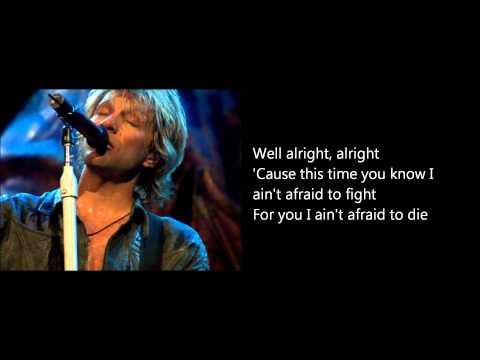 Bon Jovi - Nobody