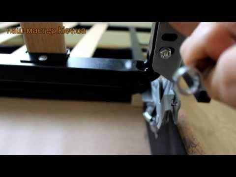 Ремонт механизма дивана клик-кляк своими руками