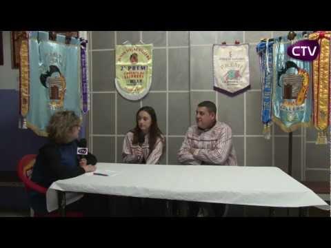 VISITEM HUI LA FALLA EL CANET EN LA RONDA DE CASALS DE TU A TU