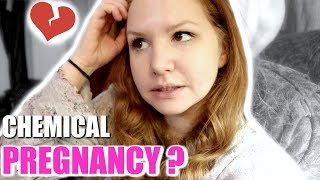 WAS IT A CHEMICAL PREGNANCY!? TRYING TO CONCEIVE BABY #2 HEARTBREAK