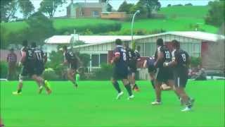 Taranaki Rugby League - Coastal Cobras vs Waitara Bears
