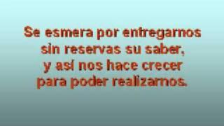 Al Maestro - por Jorge Horacio Richino