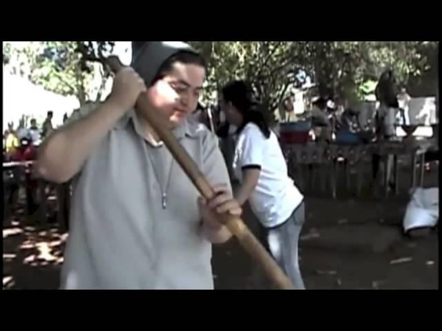 HNA GLENDA EN MISIÓN, PANAMÁ 2008