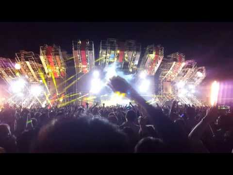 Q Dance Show 02 @ Sounce Parade 2016, South Korea