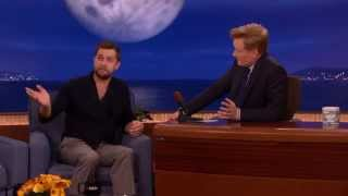 Josh on CONAN Nov 5