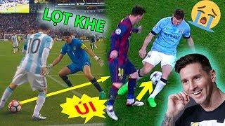 Những cú xâu kim CỰC ĐỘC của Messi ► Courtois bị xỏ háng 2 lần trong 1 trận đấu!