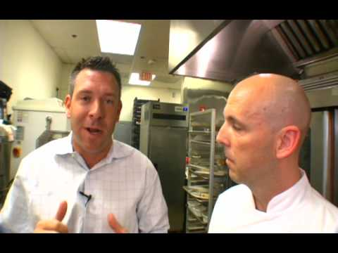 White Chocolate Grill – Pumpkin Cheesecake – WCG Cooks with Robert Kabakoff and Bobby Fitzgerald