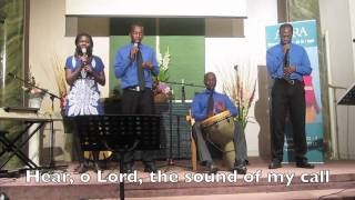 Hear O Lord (with lyrics)