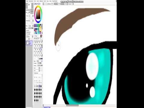 Рисовать глаз что означает
