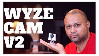 Wyze cam v2 unboxing and review - $20 home security!