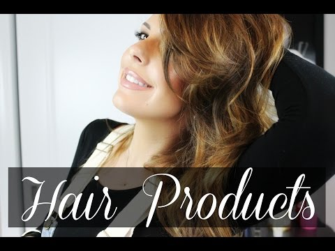 Hair Care Routine & Favorite Products