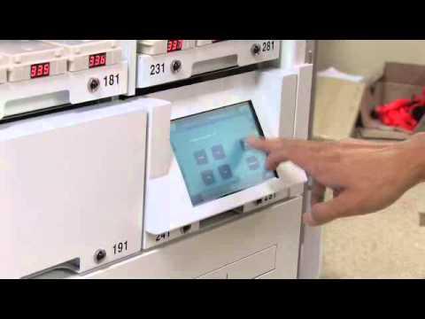 Cretem Pharmacy Automation Dispensing Machine 6 7 11 Youtube