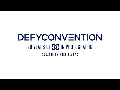 DEFYCONVENTION - 20 Years Of DC In Photographs Book Launch Event