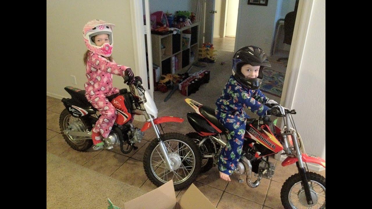 Various Dirt Bikes Dirt Bikes For Christmas