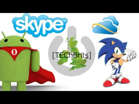 [TEChBrits] - #015 - Future Mobile OS's, Cloud Storage, Scams and More!