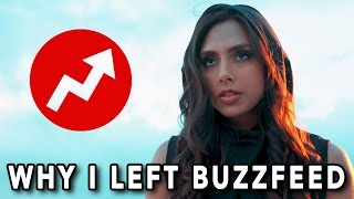 Why I Left BuzzFeed