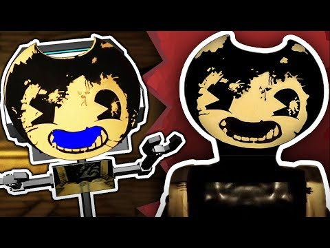 BENDY CHAPTER 2 SONG (Sammy Lawrence) ► Fandroid The Musical Robot 🐑 thumbnail