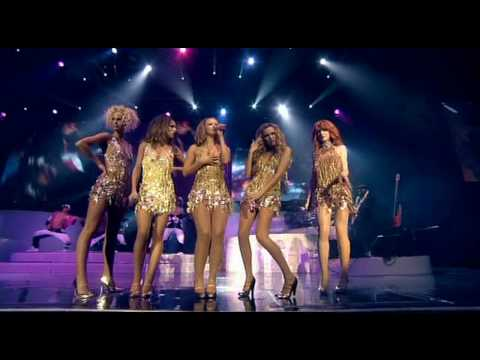 Girls Aloud - Fling (& Intro) - HD [Tangled Up Tour DVD]