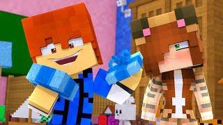 Minecraft Daycare - BIRTHDAY PARTY !? 🎁 (Minecraft Roleplay)