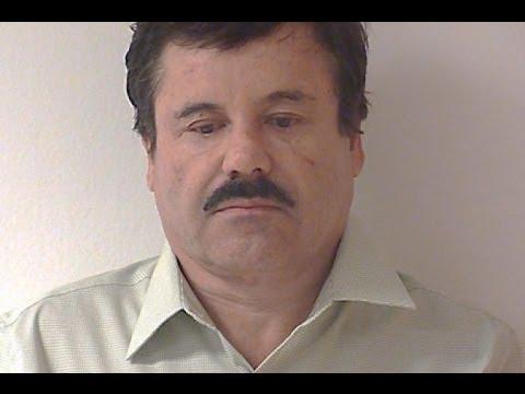 Joaquín Guzmán Loera (El Chapo Guzmán) su historia y capturas.