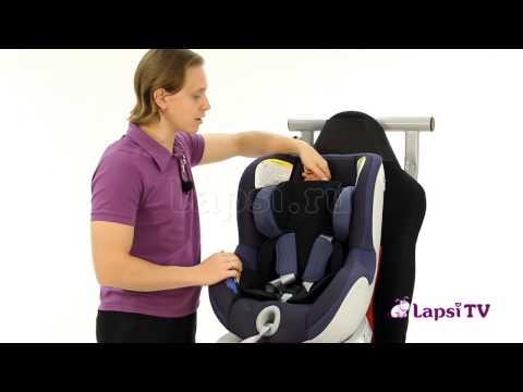 Видео как снять ремни безопасности