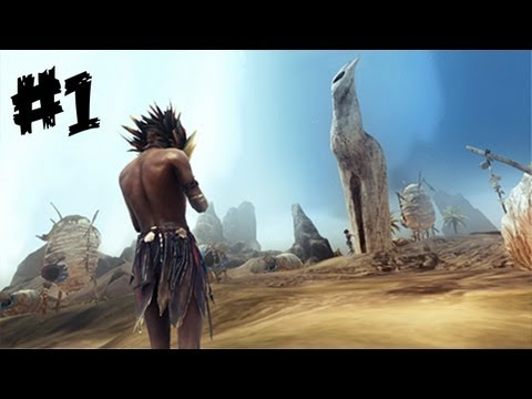 From Dust Walkthrough - Part 1 XBLA (Gameplay & Impressions)