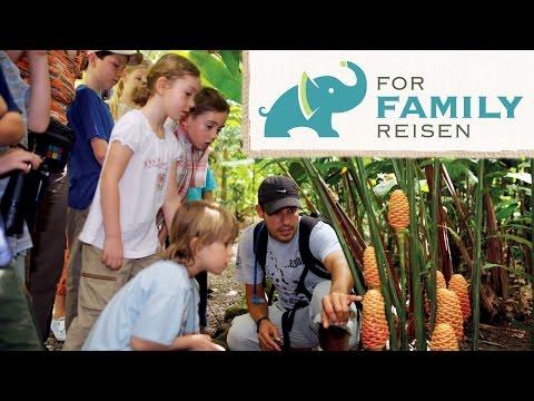 Costa Rica For Family - Die Costa Rica Familienreise Von For Family Reisen