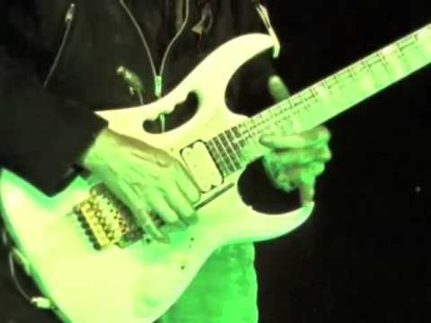 Steve Vai - bad Horsie video
