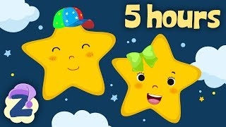 Instrumental Relaxing Music & Lullabies for Babies 🎵🍼Put Your Kids to Sleep with Soothing Music ⭐