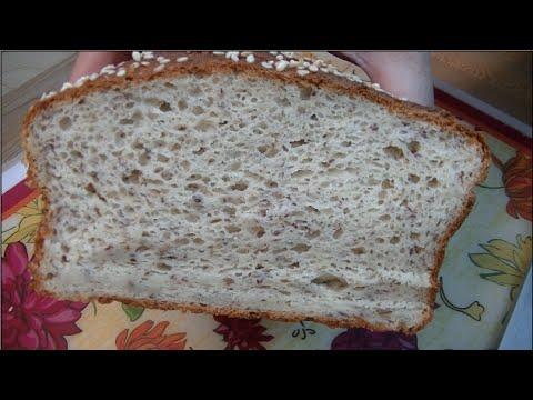 Gluten Free Flax & Sesame Sandwich Bread Recipe ~ Noreen's Kitchen ...