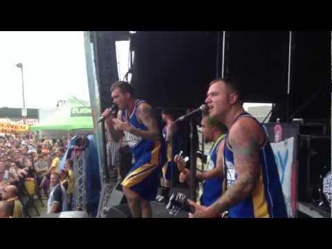New Found Glory - Something I Call Personality (Warped Buffalo 2012)