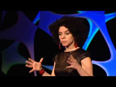 Fear and Dignity: Hesna Al Ghaoui at TEDxDanubia 2013
