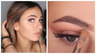 GRWM - HAIR & MAKE-UP | Einfach Marci