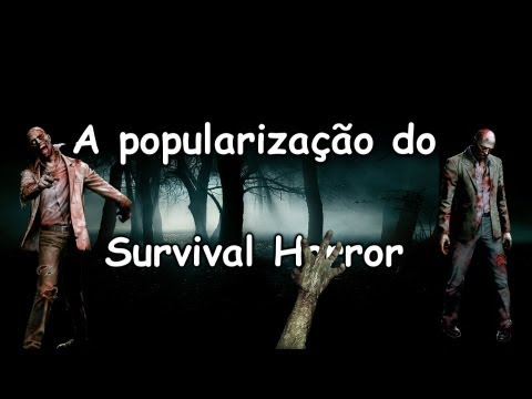 A Histria dos jogos de terror #2 - A Popularizao do Survival Horror 1/2
