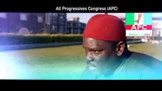 Nigerians in the UK join the APC #CHANGE Train