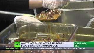 US students determine how to fight dumpster diving Image