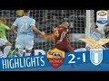 Roma - Lazio 2-1 - Highlights - Giornata 13 - Serie A TIM 2017/18