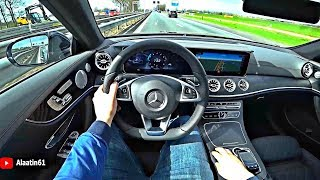 The Mercedes E Class 2018 Test Drive