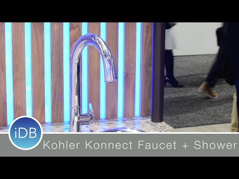 Kohler Konnect Brings HomeKit Support to the Sink and Shower at CES 2018