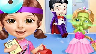 Sweet Baby Girl Superhero Hospital Care -Superhero Makeover Princess Fairy Hospital Care Kids Games