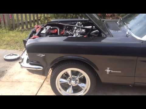 1965 Mustang with Comp Cams Mother Thumper Cam