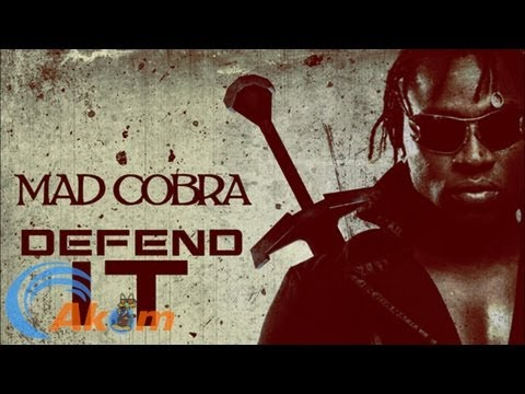 Mad Cobra - Defend it - May 2013