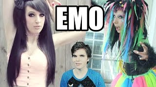 What Do Emos Wear In The Summer? (Emo Fashion)
