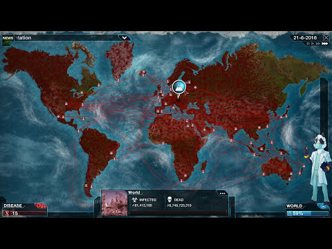 Slugs In Your Brain! - Plague Inc. Evolved with Panda #7