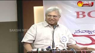 EX MP  Undavalli Speech || Ex-CS IYR Krishna Rao and#39; Navyandratho Na Nadakaand#39; Book launch Event