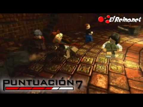Vídeo análisis / review LEGO Indiana Jones 2: la aventura continúa - X360/PS3