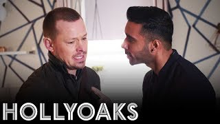 Hollyoaks: Sami sets the scene