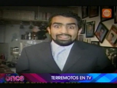 Terremotos En Tv