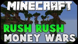 """Minecraft: MONEY WARS #4 - """"RUSH RUSH RUSH!"""""""