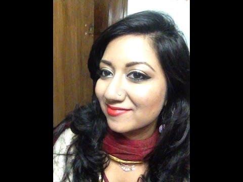Urban Decay Naked 2 Makeup tutorial (NC 40 Bangladeshi/Indian/Tan Skin)